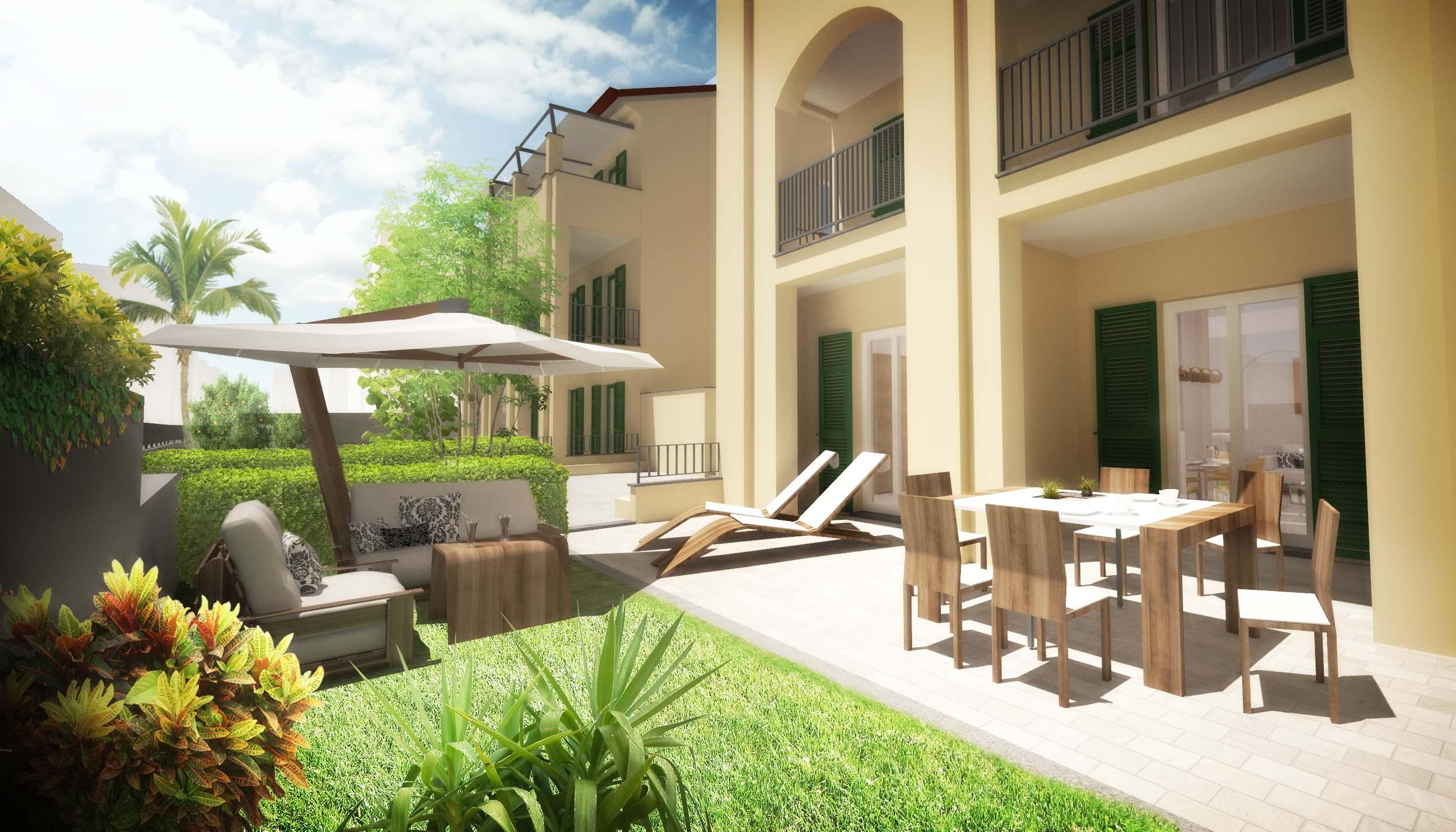 Nuovi appartamenti vicino al mare in vendita a pietra ligure for Appartamenti barcellona vicino al mare